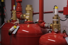 Fire Suppression Tanks