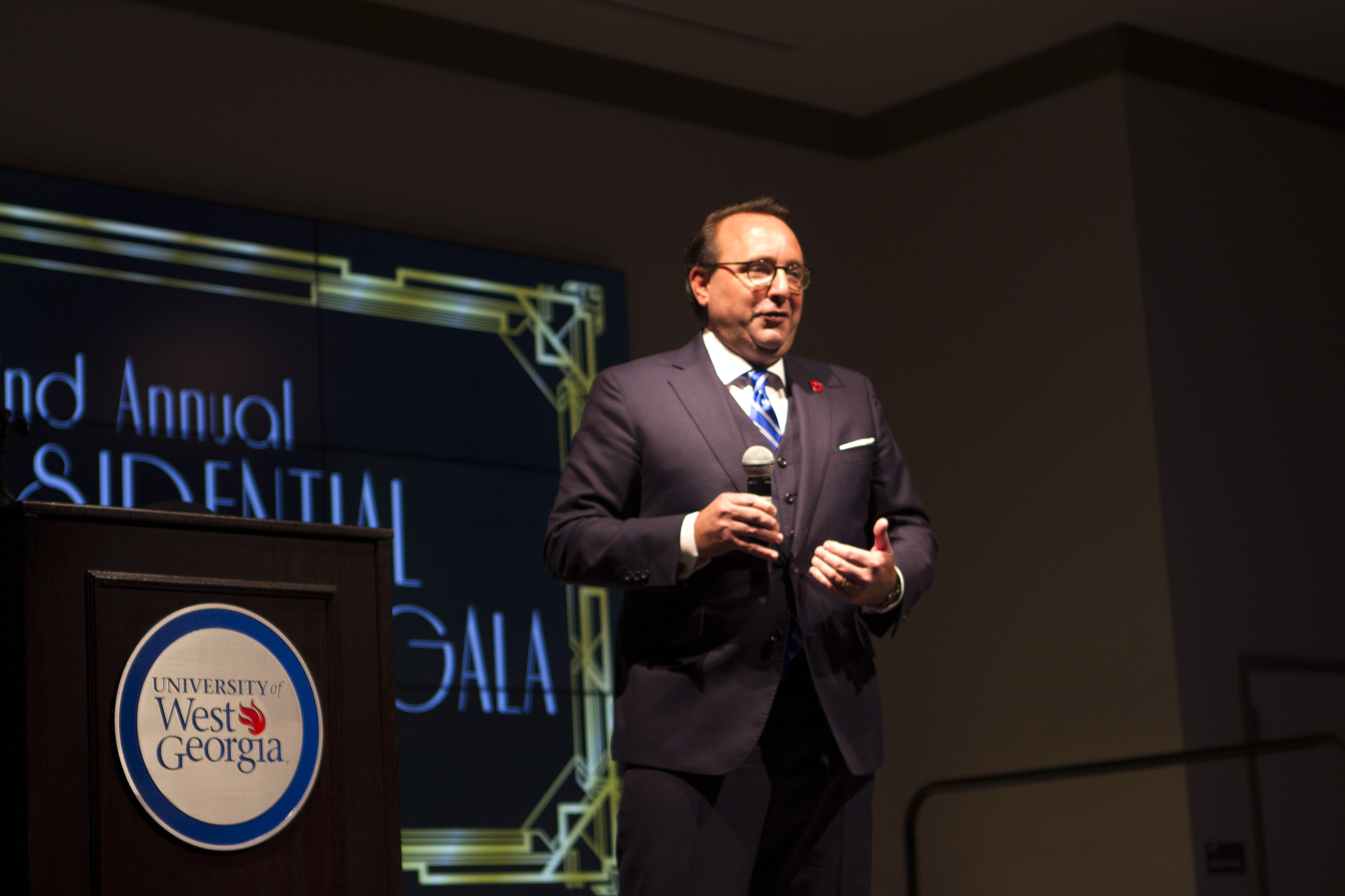 Fogo CEO Provides Keynote Speech at UWG Presidential Scholarship Gala