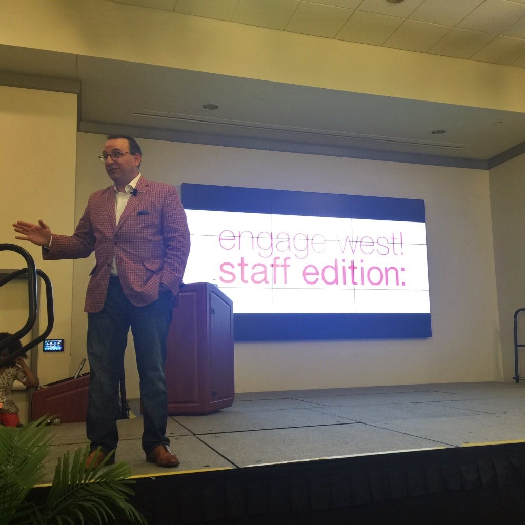 Engage West! Staff Edition: Keynote Address