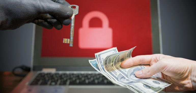 Cyber Extortion: Don't Be a Victim
